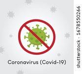 coronavirus  covid 19  vector... | Shutterstock .eps vector #1678550266