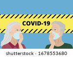 the effect of the virus on the... | Shutterstock .eps vector #1678553680