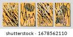 set of vector business card...   Shutterstock .eps vector #1678562110