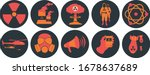 Set Of Icons Related To...