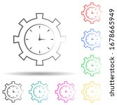time management settings multi...