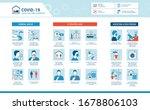 coronavirus covid 19 home... | Shutterstock .eps vector #1678806103