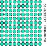 brush stroke circles. 110 high... | Shutterstock .eps vector #1678875430