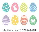 vector illustration of pastel... | Shutterstock .eps vector #1678961413