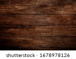 Vintage Brown Wood Background...