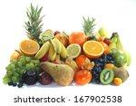 fruit mix | Shutterstock . vector #167902538