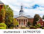 Maryland State House Capitol...