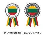 two modern vector made in... | Shutterstock .eps vector #1679047450