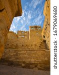 Jaisalmer Fort In India....