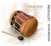 musical background series.... | Shutterstock .eps vector #167910386
