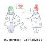 doctor consultation  medical...   Shutterstock .eps vector #1679302516