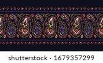 hand drawn artistic ink... | Shutterstock .eps vector #1679357299