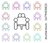 discussion multi color style...