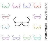 sunglasses multi color style...