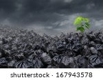 Environmental Hope Concept Wit...