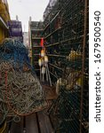 Portland Wharfs And Fishing...