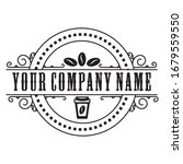 logo coffee vintage for your... | Shutterstock .eps vector #1679559550