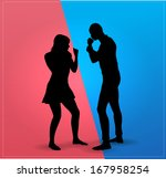 angry,argue,argument,battle,boxing,concept,conflict,confront,confrontation,couple,disagreement,divorce,divorcing,female,fight