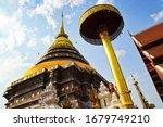 Phra That Lampang Luang Temple...