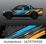 truck decal graphic wrap vector ...   Shutterstock .eps vector #1679759530