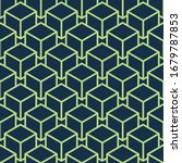 Seamless Patterns With Abstract ...