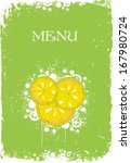 label for product and your menu....   Shutterstock .eps vector #167980724