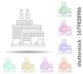 colored factory multi color...