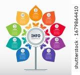business presentation or...   Shutterstock .eps vector #1679864410