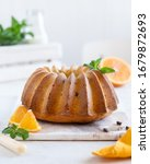Orange And Pumpkin Cake With...
