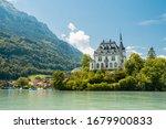 schloss seeburg. seeburg castle ...   Shutterstock . vector #1679900833