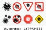 stop coronavirus. coronavirus... | Shutterstock .eps vector #1679934853