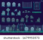 Old Cemetery Design Elements....
