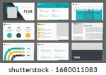 best presentation template... | Shutterstock .eps vector #1680011083
