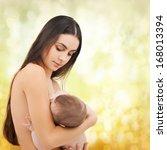 family  children  parenthood... | Shutterstock . vector #168013394