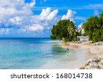 Coast Of The Carribean Sea ...