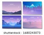 vector backgrounds. minimalist...