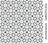 floor tiles   seamless vintage... | Shutterstock .eps vector #1680251326