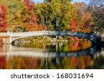new york   november 4  bow... | Shutterstock . vector #168031694
