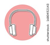 headphones from noise sticker...