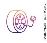 tire pressure nolan icon....