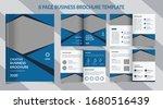 creative colorful bi fold...   Shutterstock .eps vector #1680516439