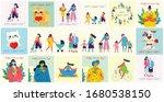 colorful vector illustration...   Shutterstock .eps vector #1680538150