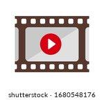 film movie video vector color...