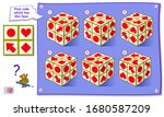 logic puzzle game for children...