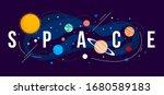 vector creative illustration of ...   Shutterstock .eps vector #1680589183