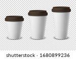 vector 3d white realistic...   Shutterstock .eps vector #1680899236