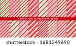 Candy Cane Stripe Pattern....