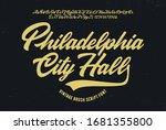 """philadelphia City Hall"". ..."