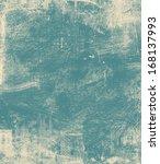 grunge background | Shutterstock . vector #168137993