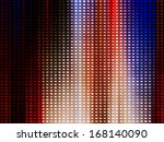 bright digital background with...   Shutterstock . vector #168140090